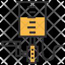 Hand Pump Machine Icon