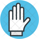Hand Gloves Winter Icon