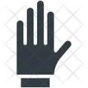 Hand Gloves Winter Icon