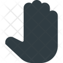 Hand Grab Hold Icon