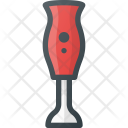 Hand Blender Tool Icon