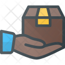 Hand Hold Care Icon