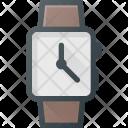 Hand Watch Clock Icon