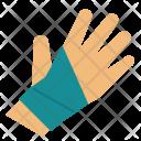 Hand Wrist Bandage Icon