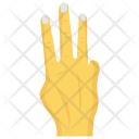 Tap Touch Finger Icon