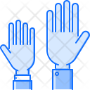 Hand Student Answer Icon