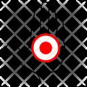 Hand Illness Dot Icon