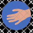 Man Hand Gesture Icon