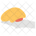 Hand Artificial Brain Icon