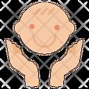Ihand Baby Boy Hand Baby Boy Baby Insurance Icon