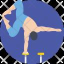 Hand Balancing Icon