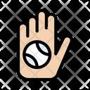 Hand Ball Sport Icon