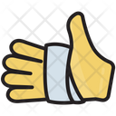 Band Aid Bandage Broken Icon