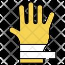 Hand Bandage Hand Dressing Hand Injury Icon