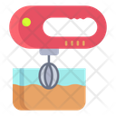 Hand Blender Icon