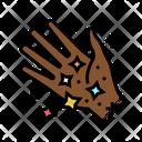 Hand Boho Icon