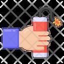 Bomb Dynamite Bombshell Icon