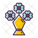 Hand Bouquet Icon