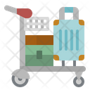 Cart Airport Transport Icon