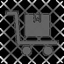 Hand-cart Icon