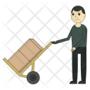Cart Shipping Goods Icon