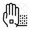 Hand Chip Icon