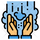 Hand Cleaning Icon
