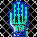 Hand Control Icon