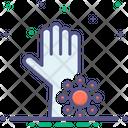 Hand Corona Coronavirus Corona Icon