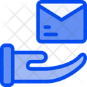 Hand Delivery Icon