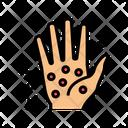 Hand Disease Icon