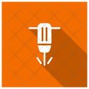 Hand Drill Maintenance Icon