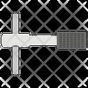 Screwdriver Hardware Equipment Drill Machine Icon