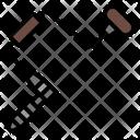 Chisel Tool Equipment Icon