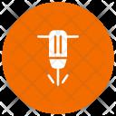 Drill Maintenance Screwdriver Icon