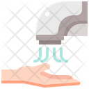 Dryer Hand Wind Icon