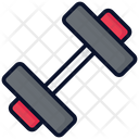 Hand Dumbbell Exercise Weight Icon