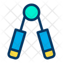 Expander Fitness Gym Icon