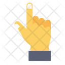 Hand Finger Pointing Icon