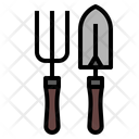 Hand Fork Icon