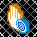 Bacteria Virus Medical Icon