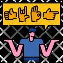 Hand Gesture Gesture Communication Icon