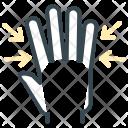 Full Minimize Hand Icon