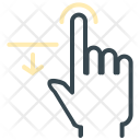 One Finger Move Icon
