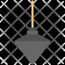 Hand Gimlet Machine Icon