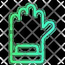 Glove Farm Agriculture Icon