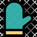 Hand Glove Winter Clothes Icon