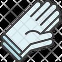 Rubber Gloves Hand Glove Icon