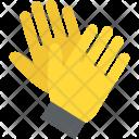 Gardening Gloves Mitt Icon