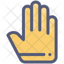 Gloves Gardening Cleaning Icon